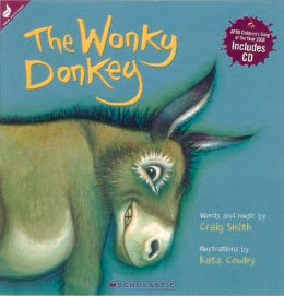 Cover of Wonky Donkey