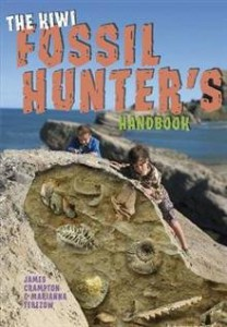 Image of Cover of The Kiwi Fossil Hunter's Handbook