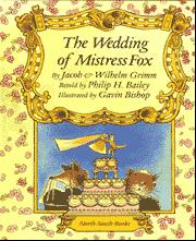 Cover of The Wedding of Mistress Fox