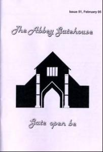 <em>The Abbey Gatehouse,</em> the magazine of the New Zealand Abbey Girls