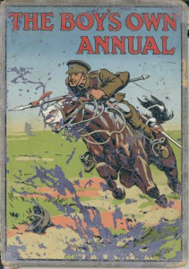 The Boys Own Annual 1914