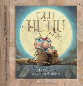 Image of Cover of Old Hu-Hu