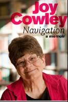 Cover of Joy  Cowley's autobiographical memoir Navigation (2010)