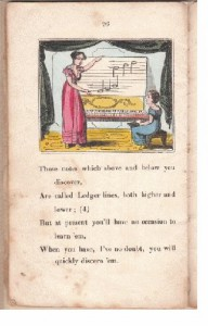 A gamut and timetable in verse by Charlotte Finch. London: Dean and Munday, [ca. 1825]