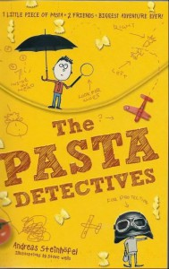 Image of the cover of The Pasta Detectives