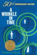 Image of cover of book 'A Wrinkle in Time'