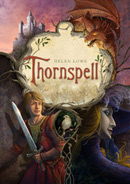 Image of Cover of Thornspell