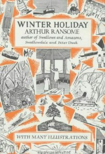 Image of Cover of Winter Holiday