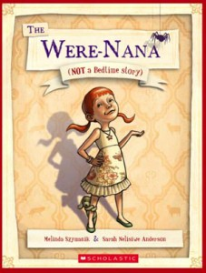 Image of Cover of The Were-Nana