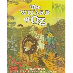 Image of Cover of The Wizard of Oz