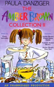 Cover of the Amber Brown Collection by Paula Danziger