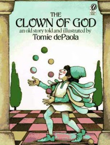 Tomie dePaola retelling of the Clown of God