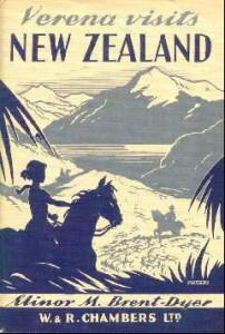 Verena Visits New Zealand at £375!)