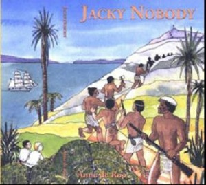Cover of Jacky Nobody