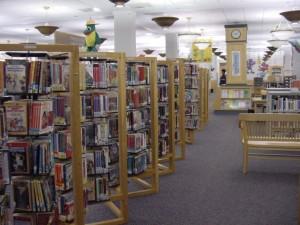 Harold Washington Children's Library, Chicago. Photo: Lynne Jackett