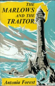 Cover of The Marlows and the traitor by Antonia Forest