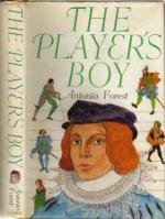 Cover of Players Boy by Antonia Forest