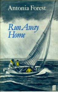 Cover of Runaway Home by Antonia Forest