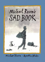 Cover of Michael Rosen's Sad Book