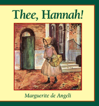 Cover of Thee Hannah